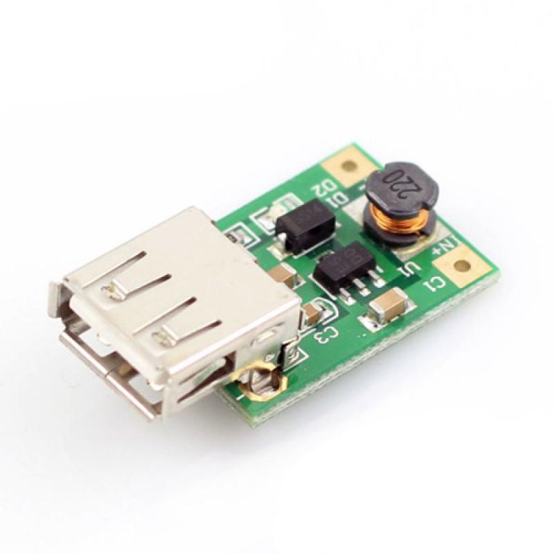 Повышающий DC-DC преобразователь 0.9 В ~ 5 В до 5 В / Купить в магазине Arduino Pro