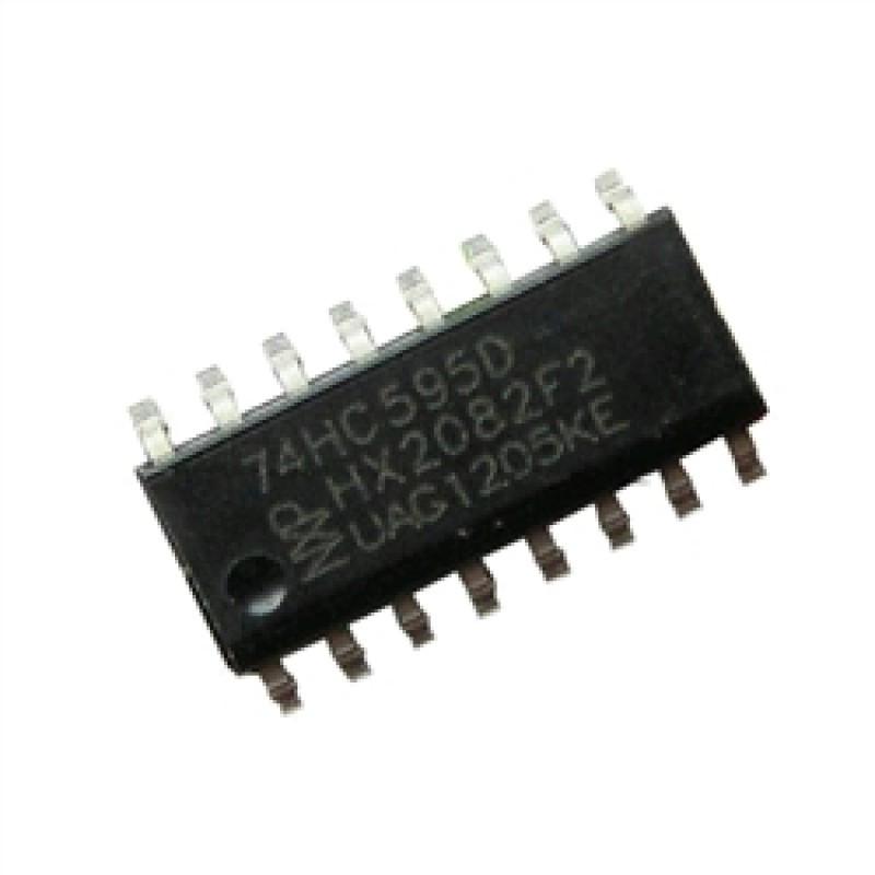 Сдвиговый регистр 74HC595D / Купить в магазине Arduino Pro