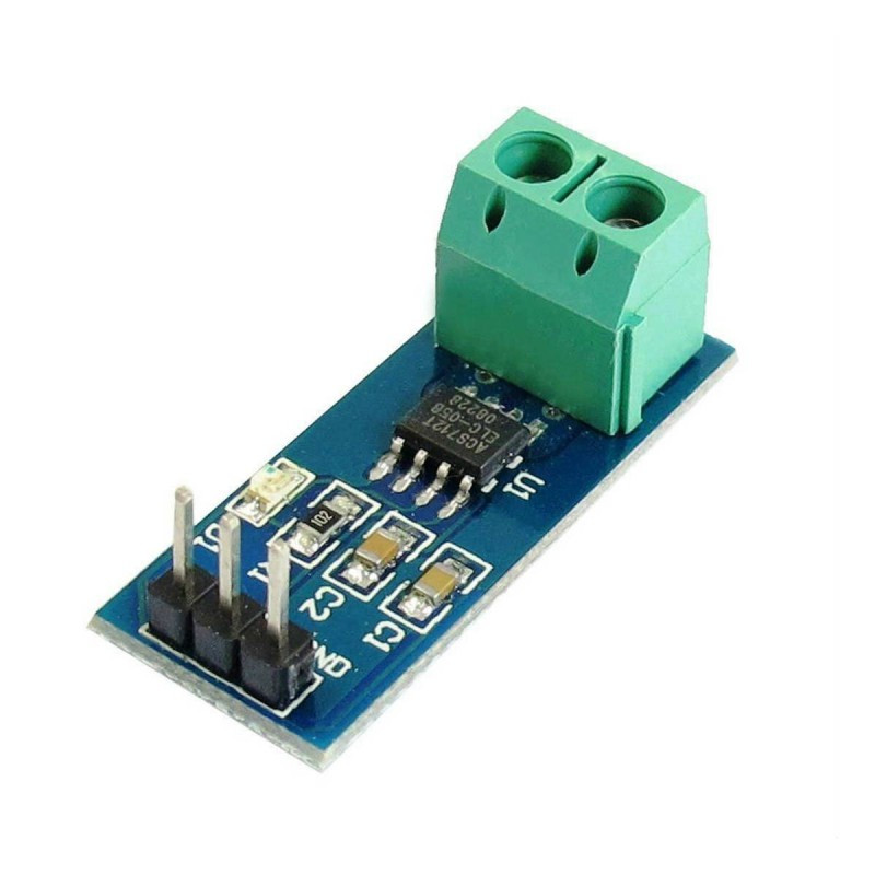 Датчик тока ACS712 (20А) / Купить в магазине Arduino Pro