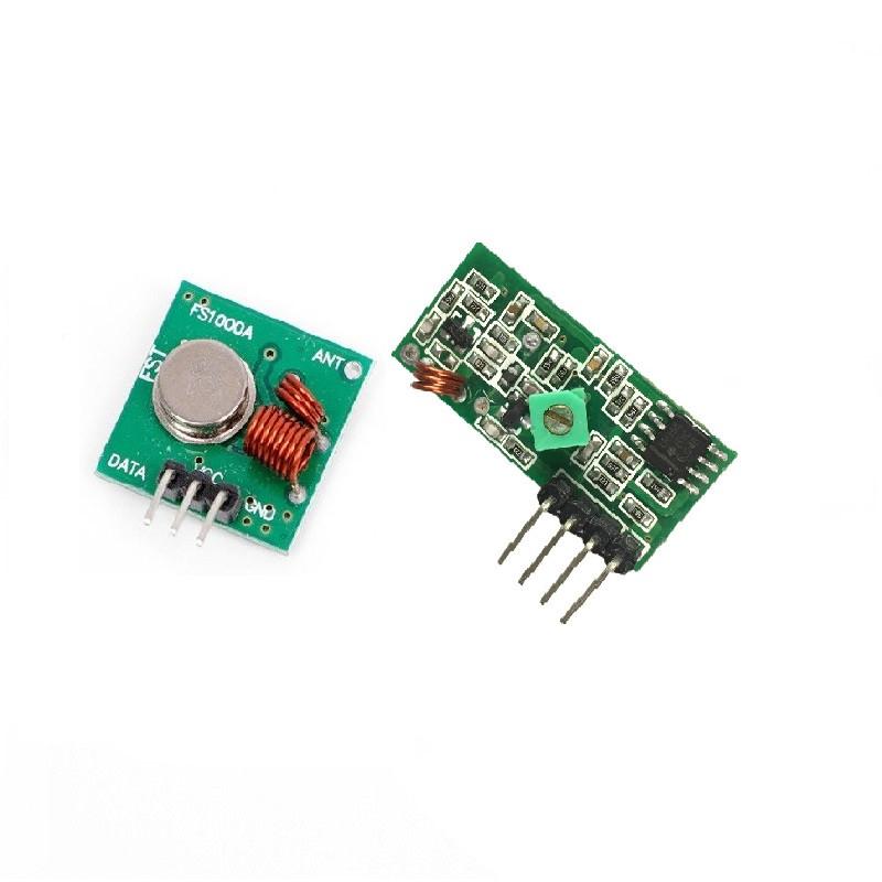 Передатчик + приемник AU-RM-5V 315мГц / Купить в магазине Arduino Pro