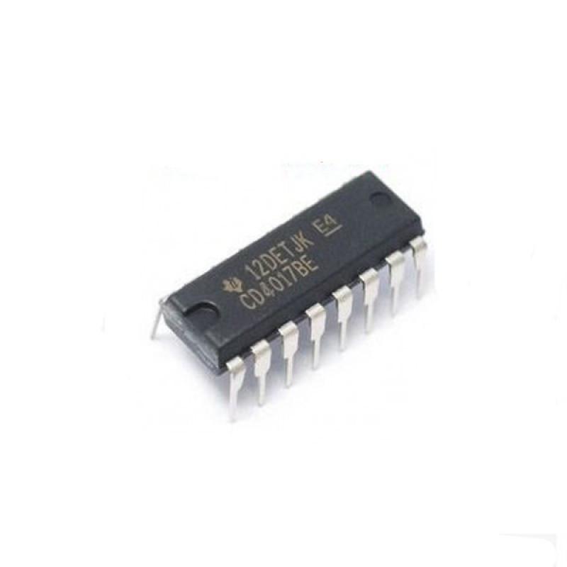 CD4017BE / Купить в магазине Arduino Pro