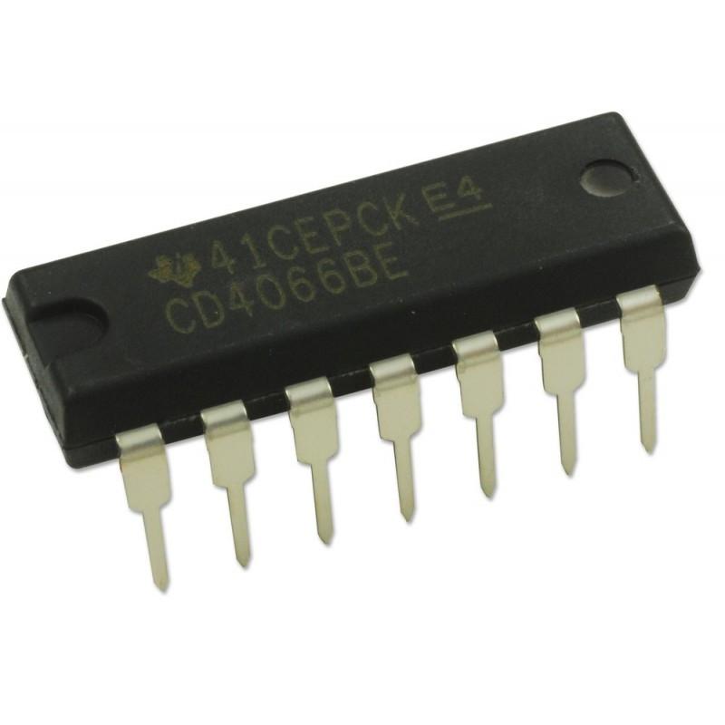 CD4066BE / Купить в магазине Arduino Pro