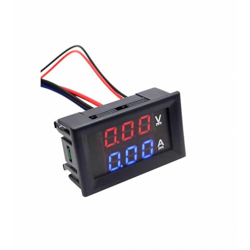 Вольтметр-амперметр DSN-VC288HV 10А / Купить в магазине Arduino Pro
