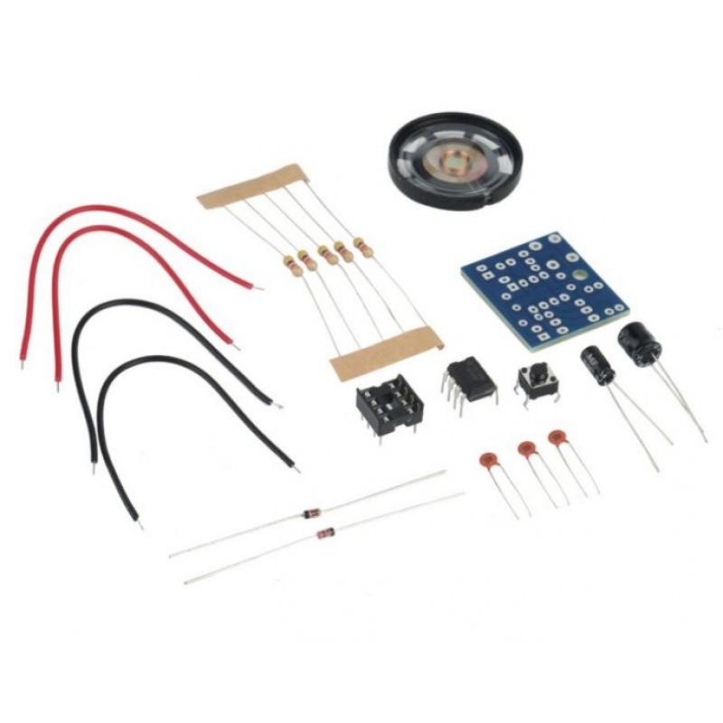 """DIY набор """"Звонок"""" / Купить в магазине Arduino Pro"""