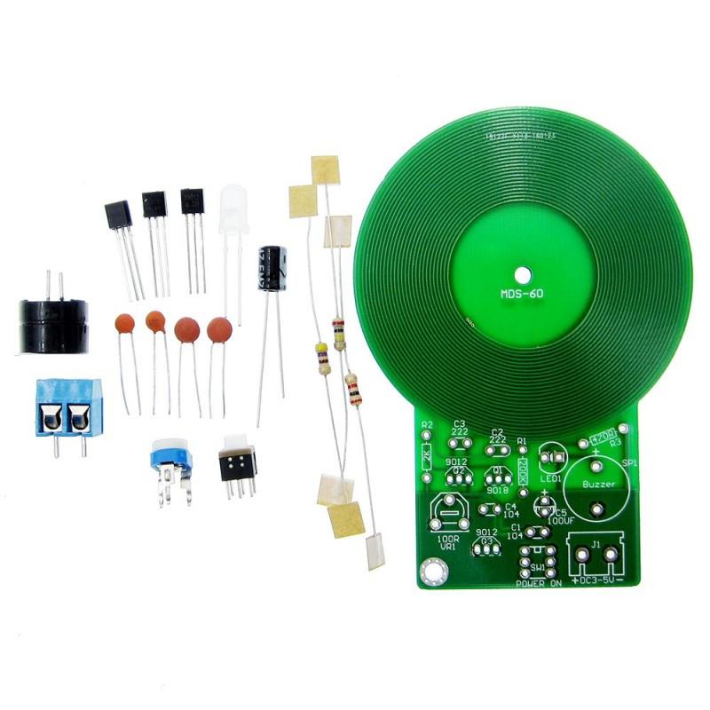 """DIY набор """"Металлоискатель MDS-60"""" / Купить в магазине Arduino Pro"""