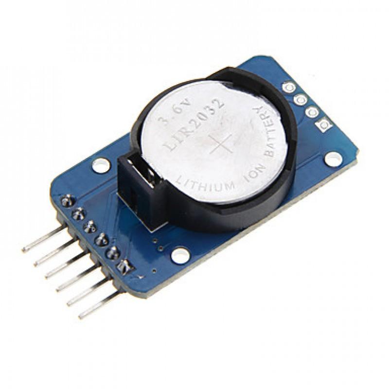Модуль часов DS3231 / Купить в магазине Arduino Pro