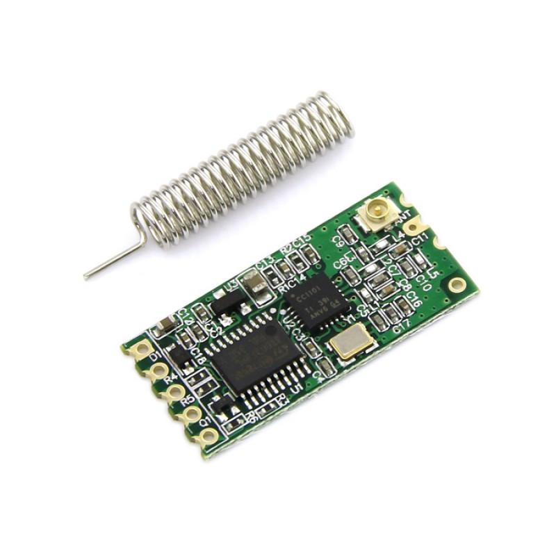 Радио модуль HC-11 / Купить в магазине Arduino Pro
