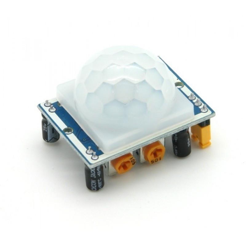 Инфракрасный датчик движения HC-SR501 / Купить в магазине Arduino Pro