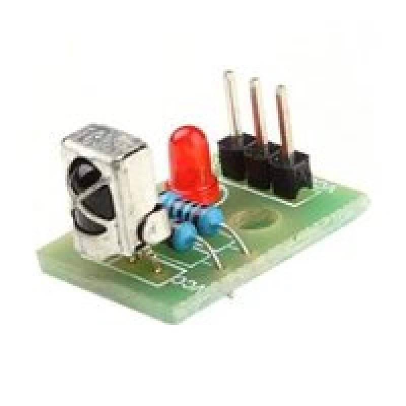 Модуль ИК приемника TL1838 / Купить в магазине Arduino Pro