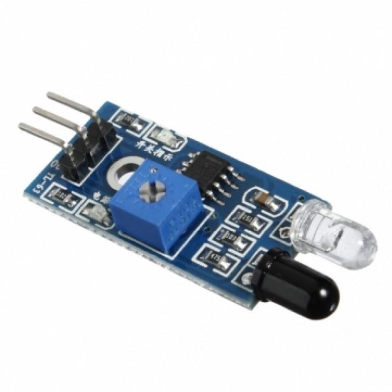 ИК датчик препятствий / Купить в магазине Arduino Pro