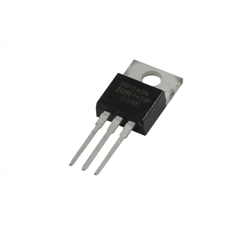 Транзистор MOSFET IRF840PBF (n-канал