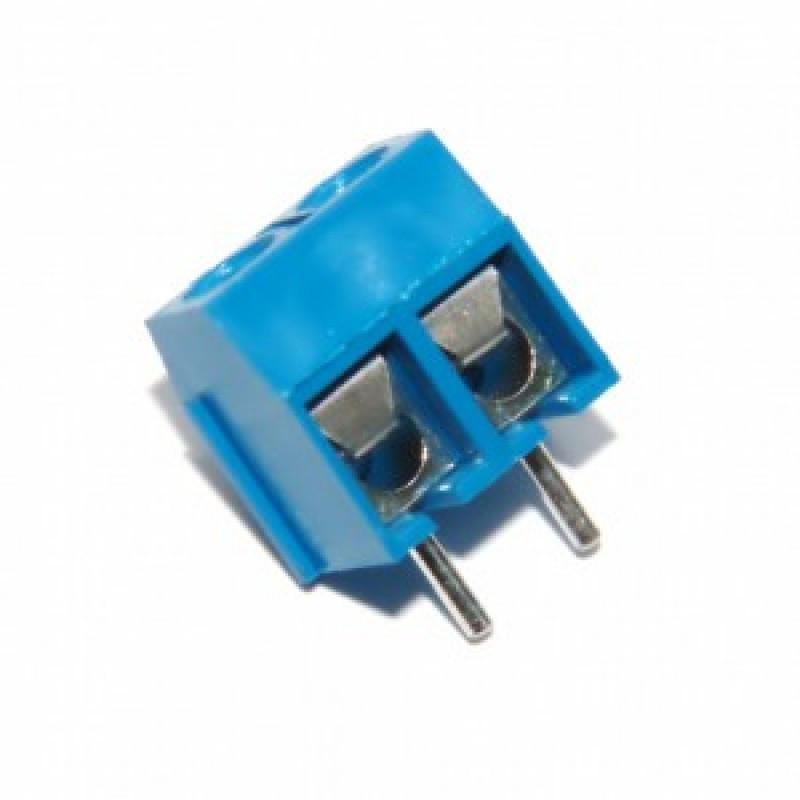 Клемма винтовая KF301-2P  / Купить в магазине Arduino Pro