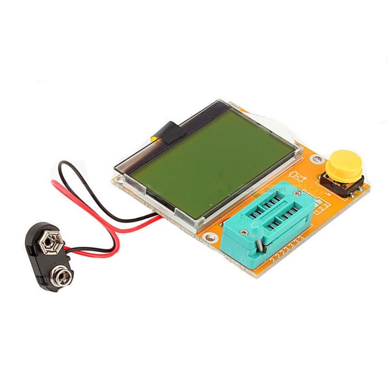 Тестер радиокомпонентов LCR-T4-H / Купить в магазине Arduino Pro