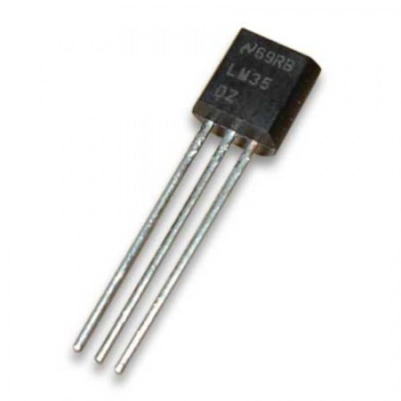 Датчик температуры LM35DZ / Купить в магазине Arduino Pro