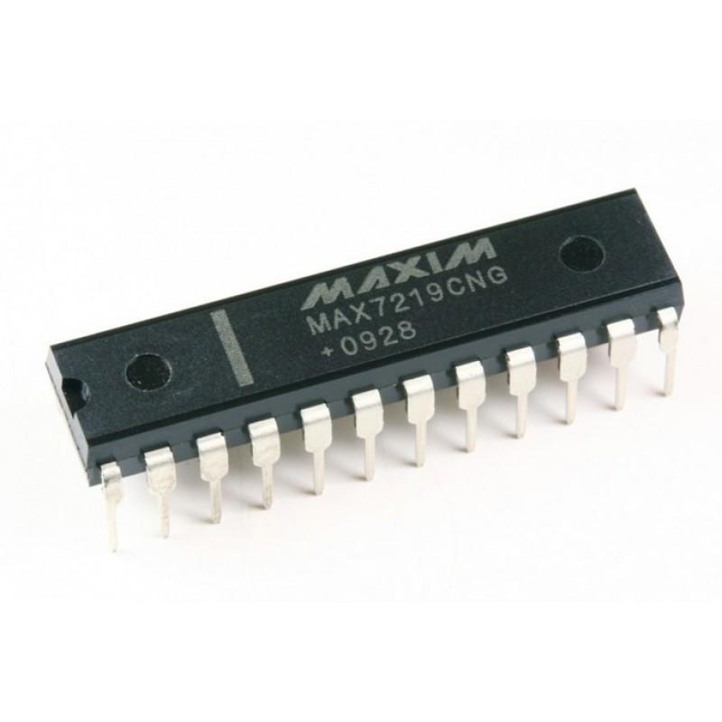 Купить MAX7219CNG