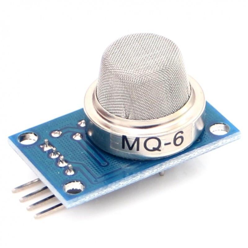 Датчик газа MQ-6 (изобутан