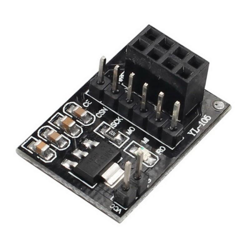 Купить адаптер для NRF24L01
