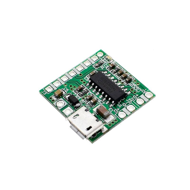 Аудио усилитель PAM8403 micro USB / Купить в магазине Arduino Pro