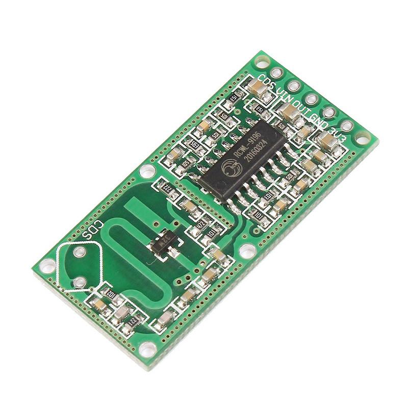 Доплеровский радар RCWL-0516 / Купить в магазине Arduino Pro