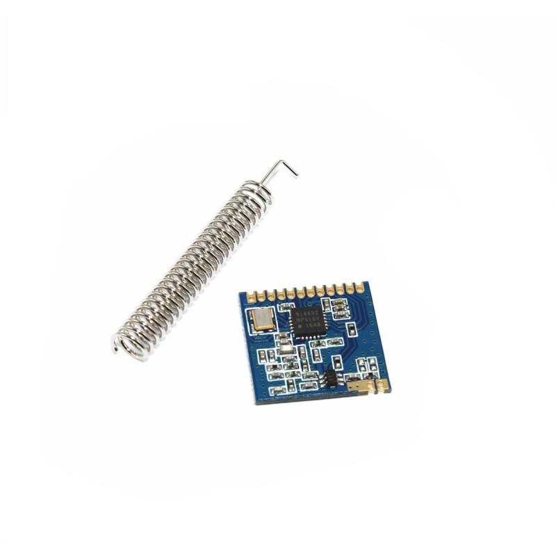 Радио модуль SI4432 / Купить в магазине Arduino Pro