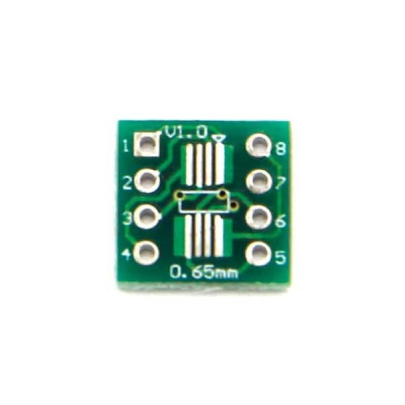 Двусторонняя SOP8 SSOP8 TSSOP8 печатная плата / Купить в магазине Arduino Pro