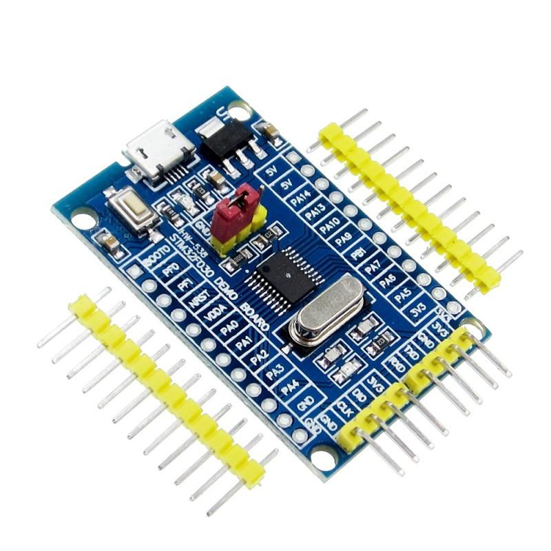 STM32F030F4P6 отладочная плата / купить в  магазине Arduino Pro