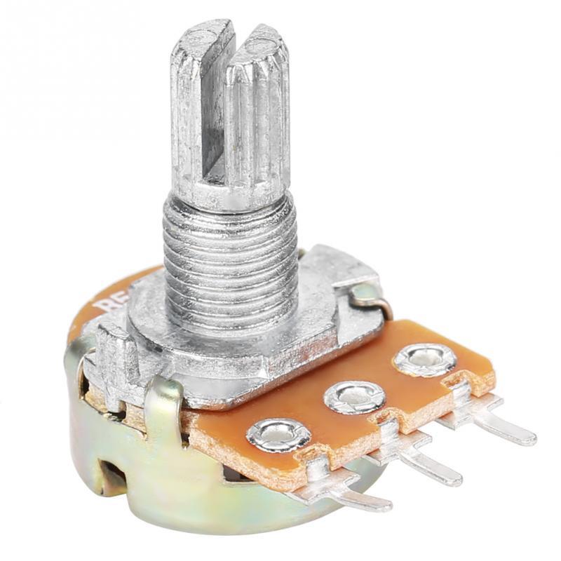 Потенциометр WH148 500кОм / Купить в магазине Arduino Pro