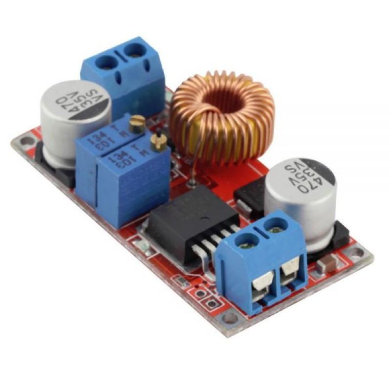 Светодиодный драйвер 5А XL4015 / Купить в магазине Arduino Pro