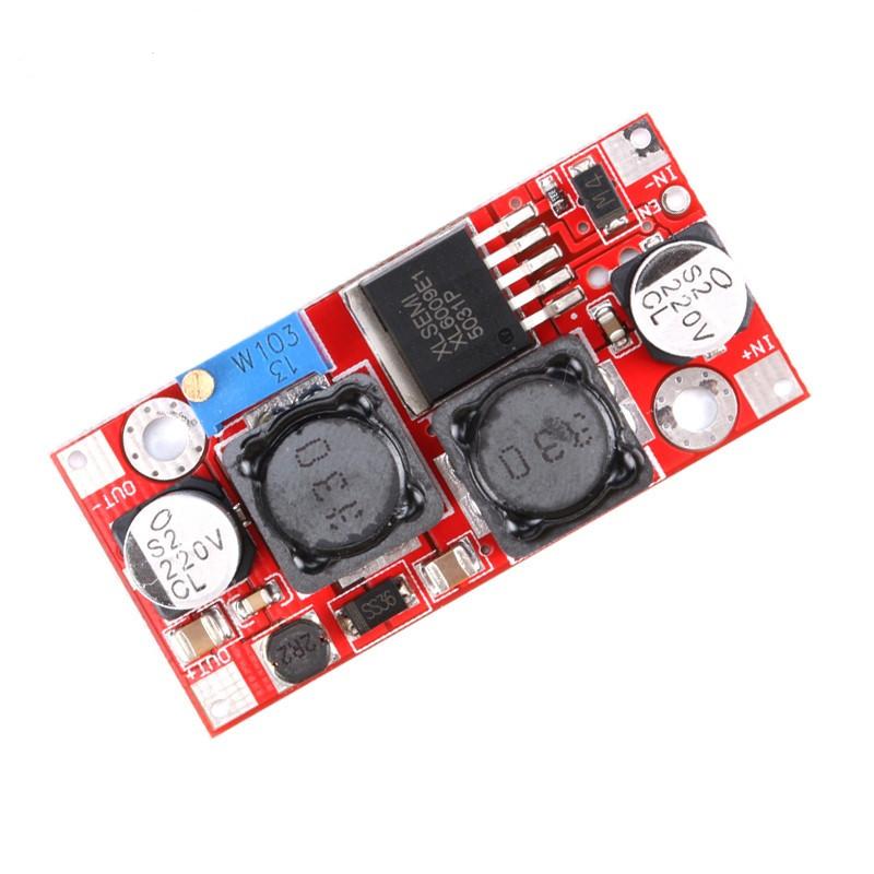 Регулируемый DC-DC преобразователь XL6009 / Купить в магазине Arduino Pro