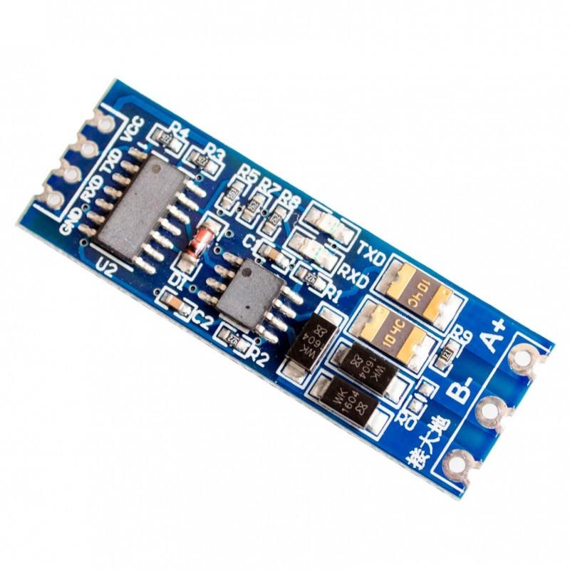Конвертер TTL в RS485 XY-017 / Купить в магазине Arduino Pro
