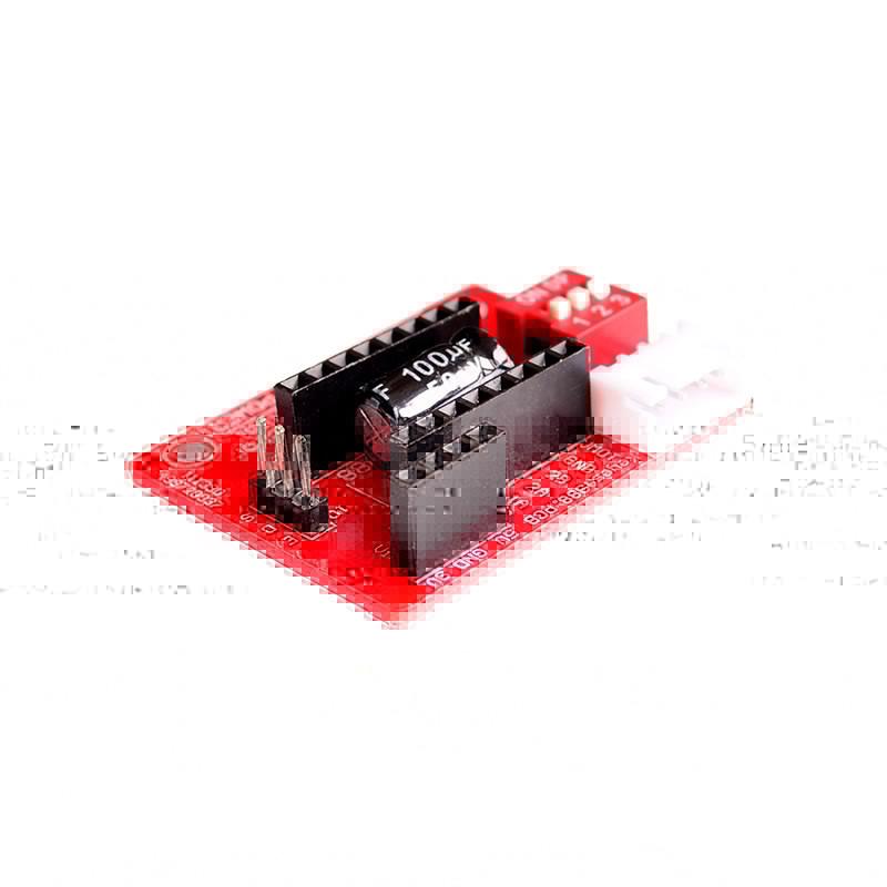 Купить адаптер для драйвера A4988/DRV8825