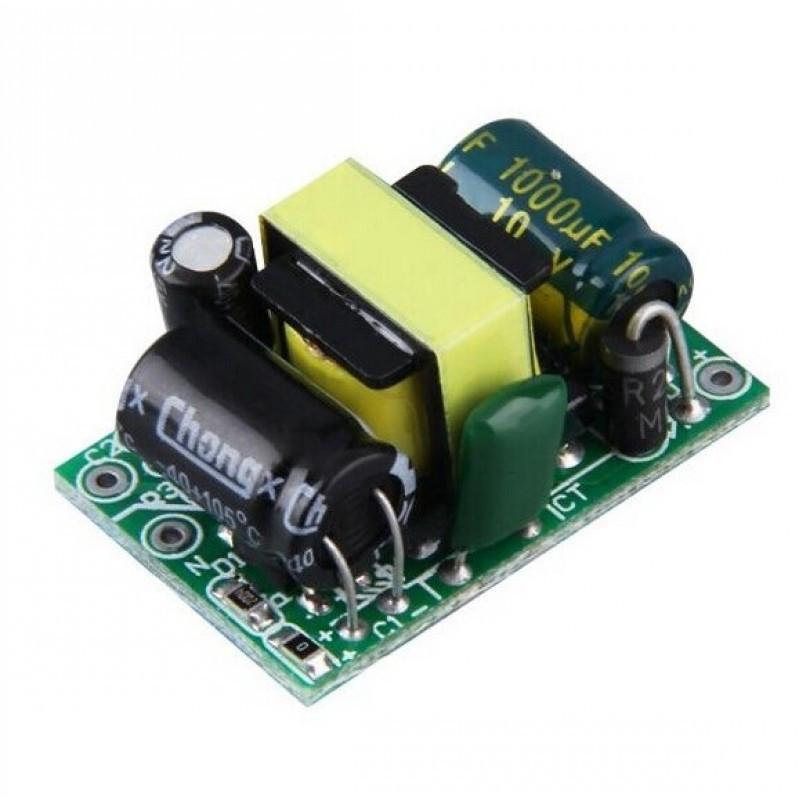 AC/DC конвертер 12В 400мА / купить в магазине Arduino Pro