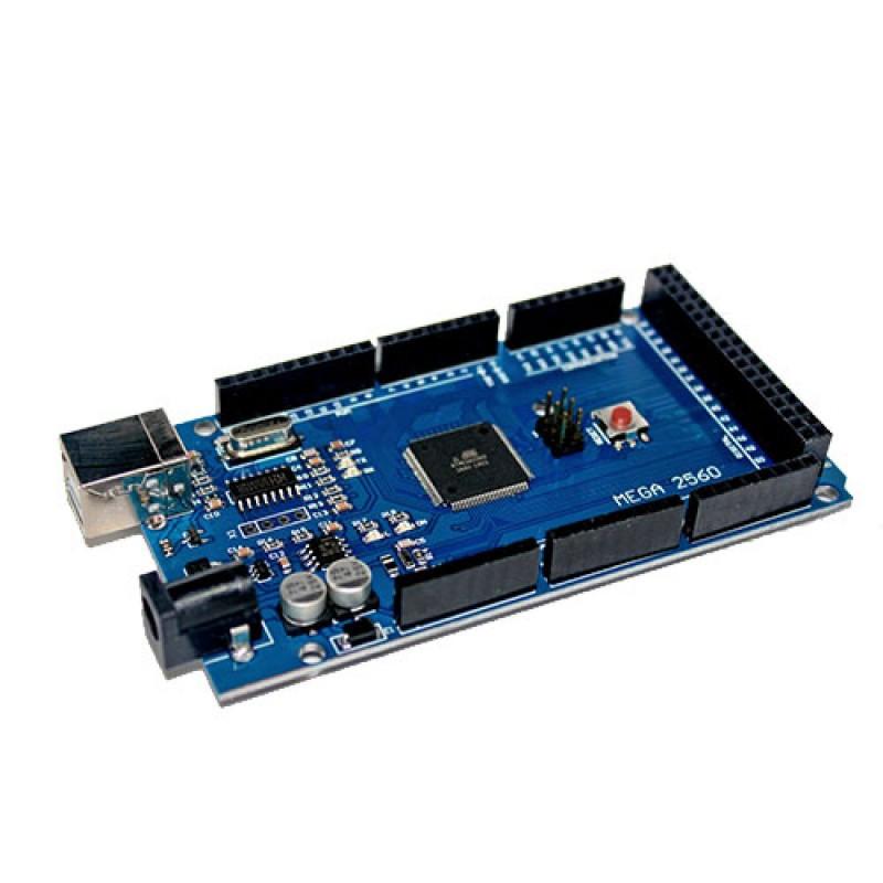 Arduino Mega 2560 совместимая  (CH340) / Купить в магазине Arduino Pro