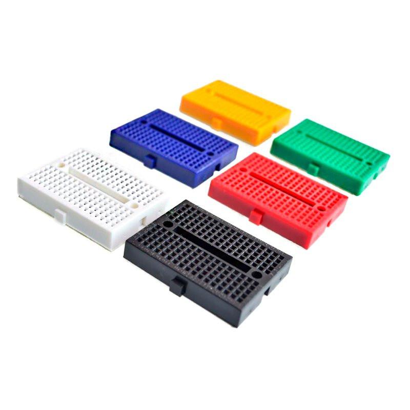 Breadboard 170 точек (с креплениями) / Купить в магазине Arduino Pro