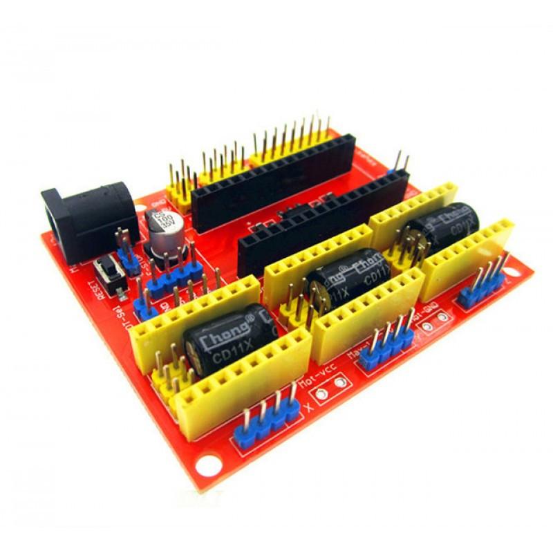 ЧПУ shield для Arduino Nano / Купить в магазине Arduino Pro