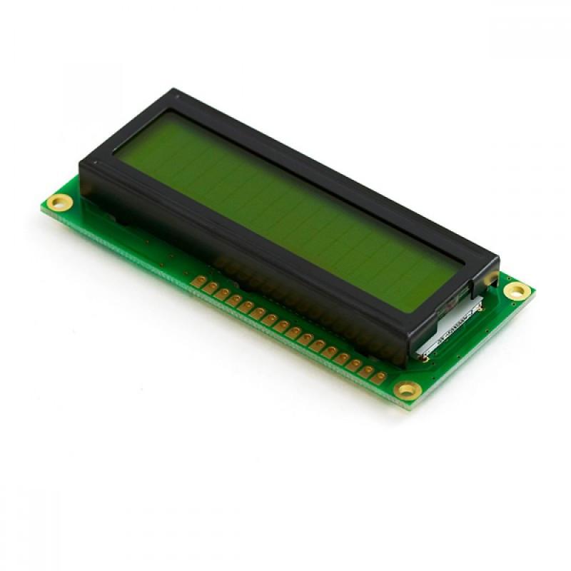 Символьный дисплей 1602 / Купить в магазине Arduino Pro
