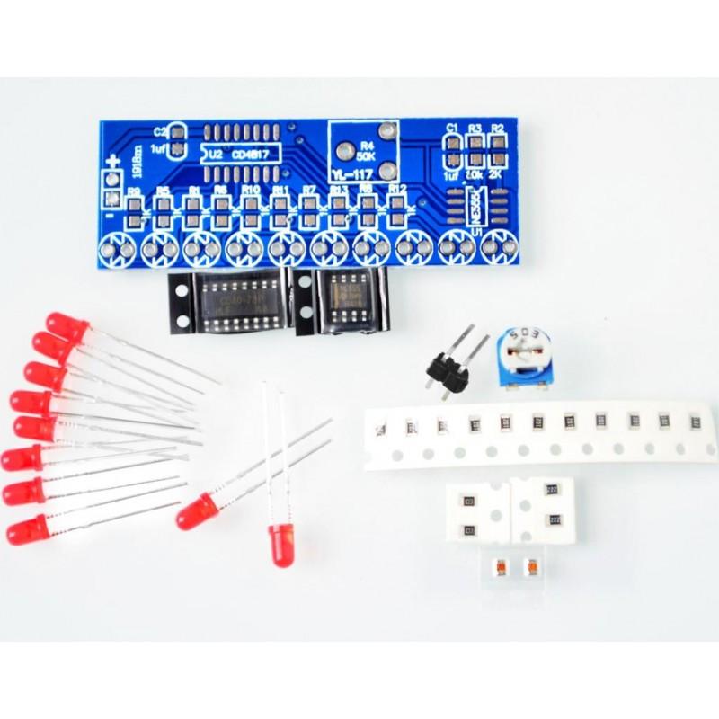 """DIY набор """"Светодиодная волна"""" / Купить в магазине Arduino Pro"""
