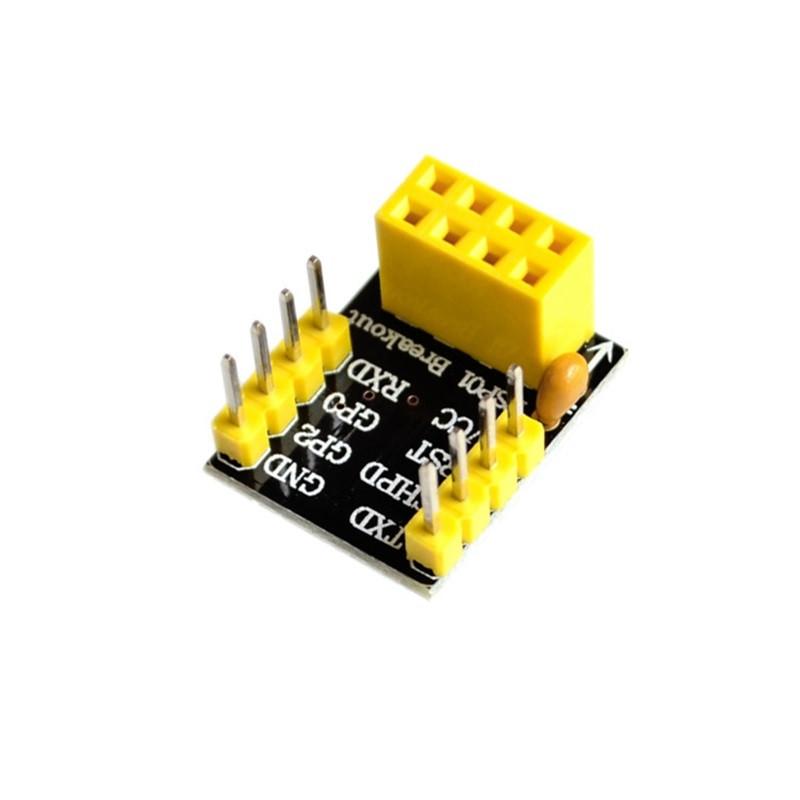 Адаптер для Wi-Fi модуля ESP-01 / Купить в магазине Arduino Pro