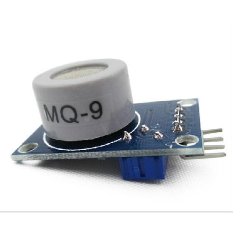 Датчик газа MQ-9 (угарный газ