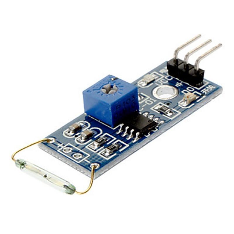 Датчик магнитного поля с герконом / Купить в магазине Arduino Pro