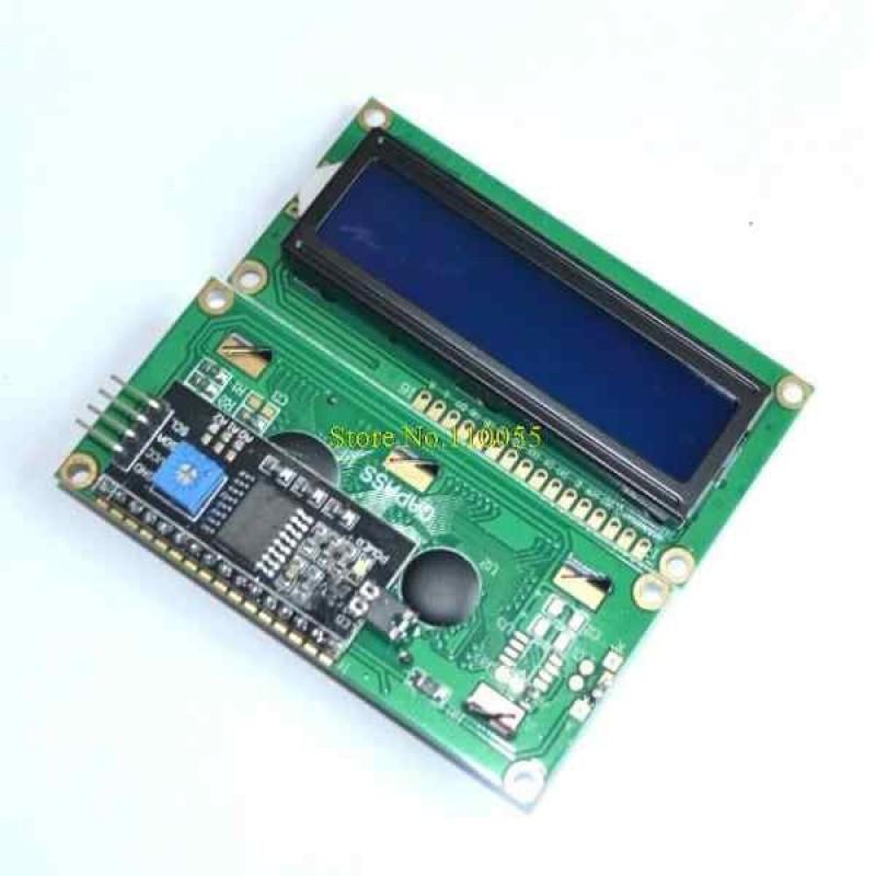 Символьный дисплей 1602 i2c / Купить в магазине Arduino Pro