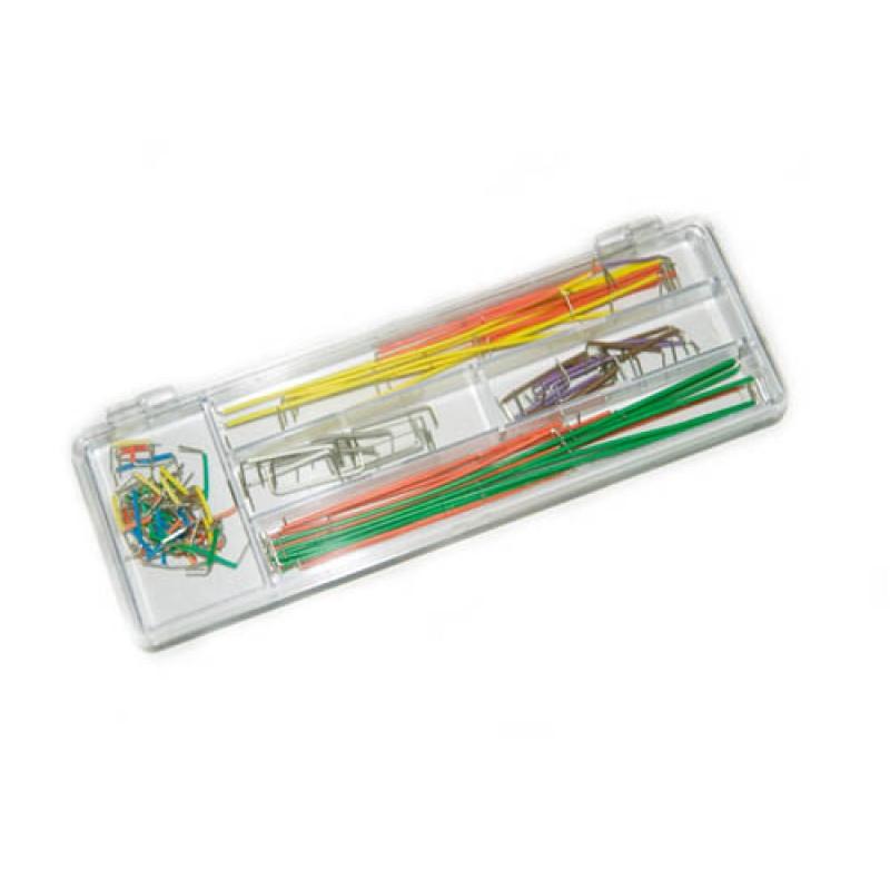 Набор перемычек для макетной платы (140 шт.) / Купить в магазине Arduino Pro