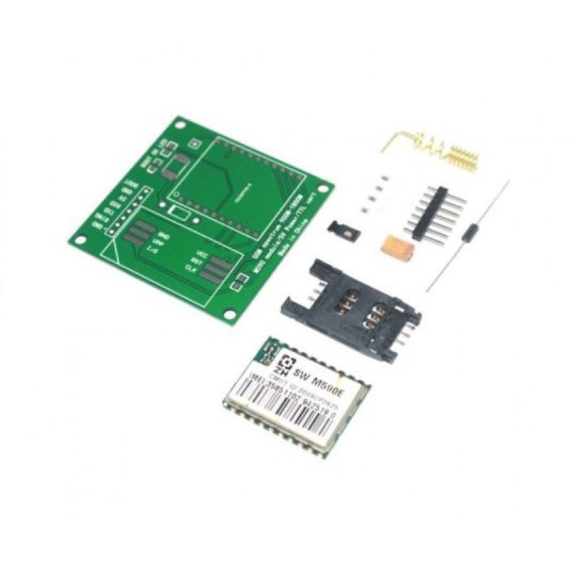 GSM/GPRS DIY модуль Neoway M590E / Купить в магазине Arduino Pro
