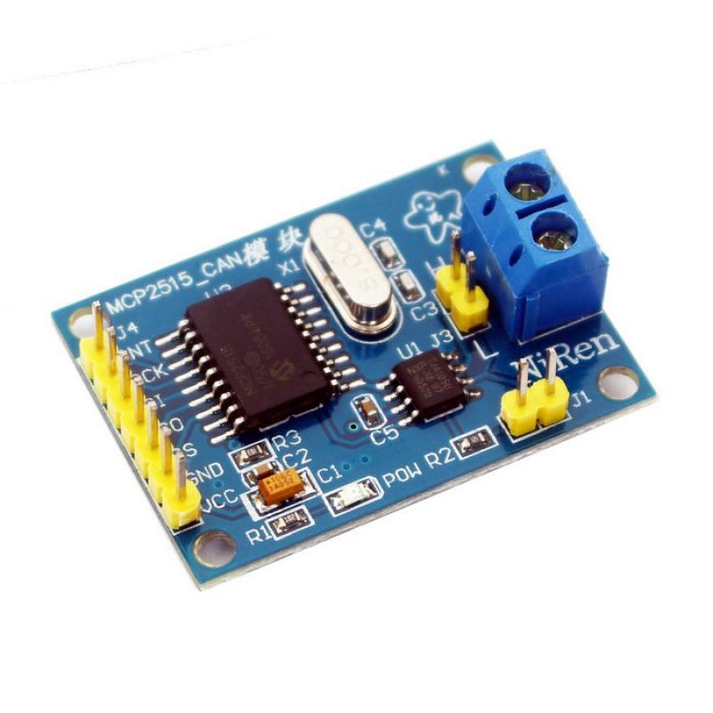 CAN Bus модуль MCP2515 / Купить в магазине Arduino Pro