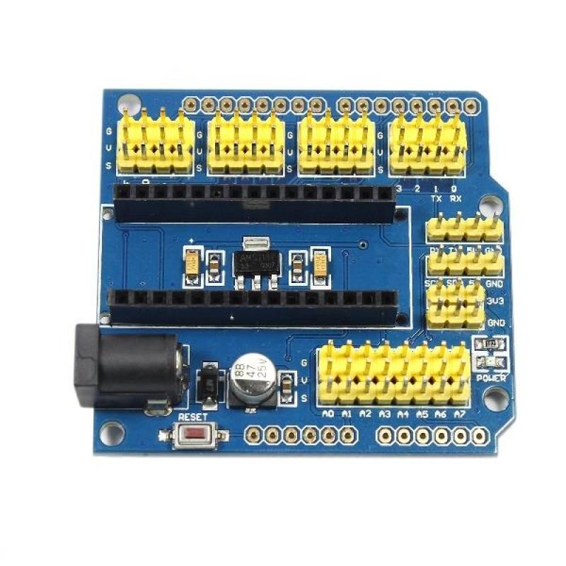 Arduino Nano Sensor Shield / Купить в магазине Arduino Pro