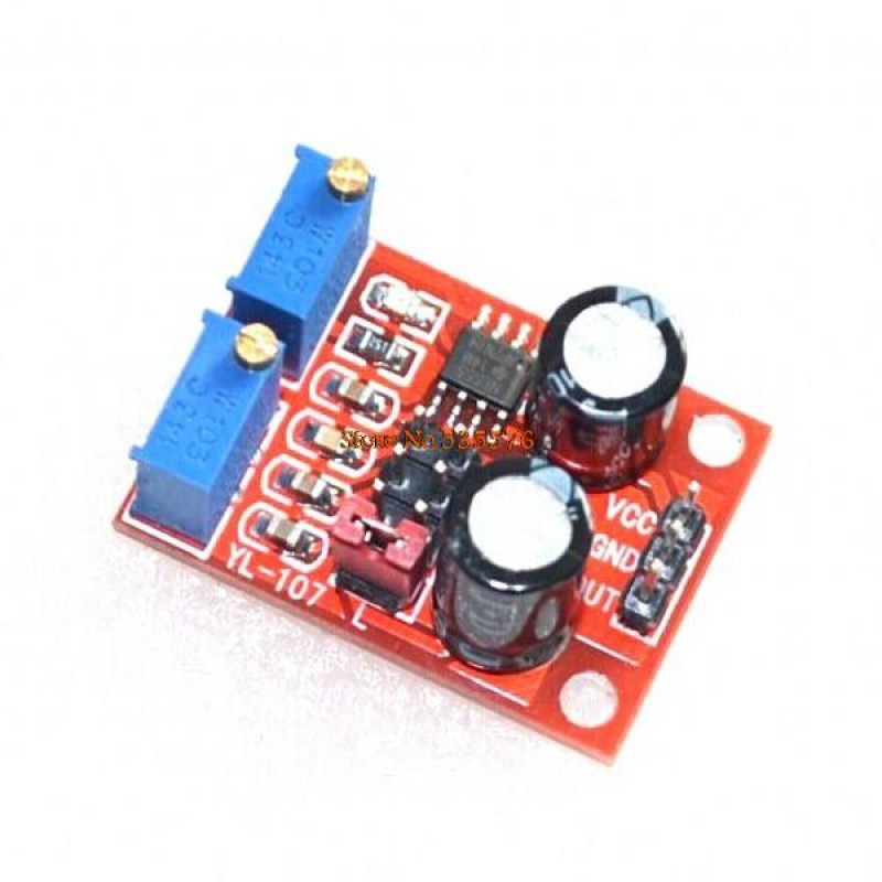 Генератор импульсов на NE555 / Купить в магазине Arduino Pro