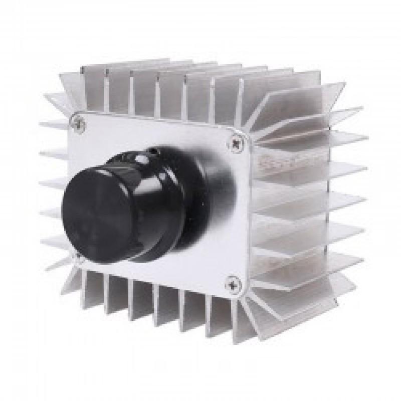 Симисторный регулятор мощности 5000Вт 220В (диммер 5 кВт) / купить в магазине Arduino Pro
