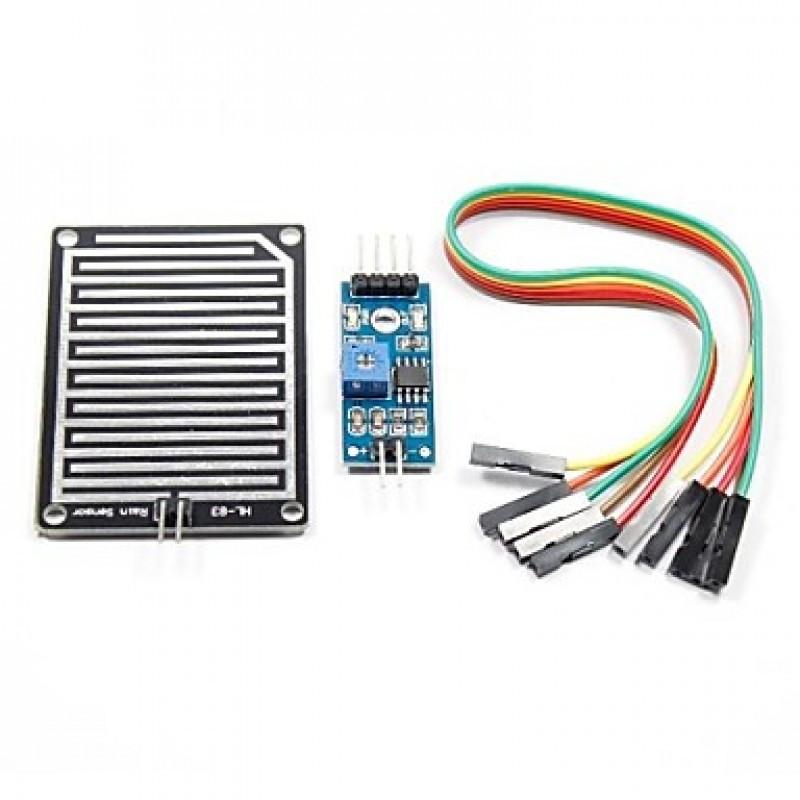 Датчик влаги YL-83(FC-37) купить в магазине Arduino Pro