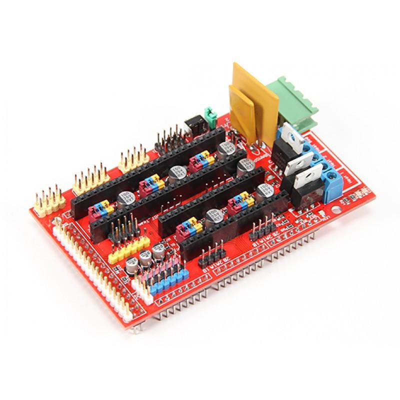 Ramps 1.4 / Купить в магазине Arduino Pro