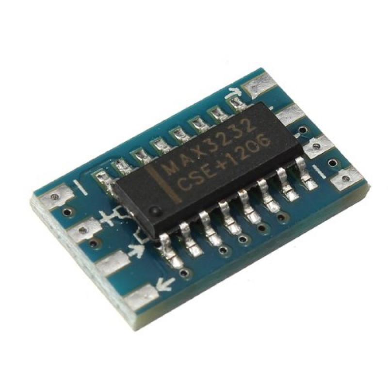 Конвертер RS232 в TTL (mini) / Купить в магазине Arduino Pro